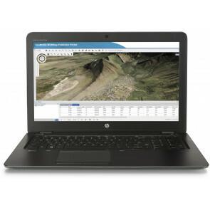 HP Zbook 15u G3 - Intel Core i5-6200U - 8GB DDR4 - 120GB SSD - HDMI - Full HD - C-Grade