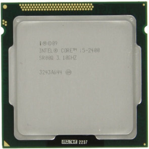 Intel Core i5-2400 socket LGA1155