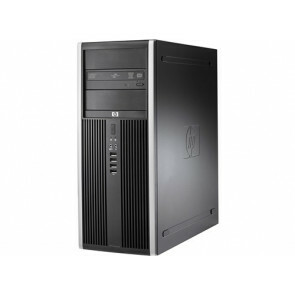 HP Pro 6300 Tower - Core i5-3470 - 4GB - 240GB SSD - DVD-RW - HDMI