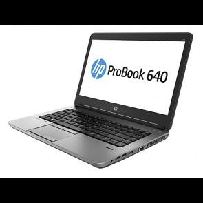 HP ProBook 640 G2 - Intel Core i5-6200U - 16GB DDR4 - 500GB SSD - HDMI