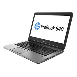 HP ProBook 640 G1 - Intel Core i3-4100M - 8GB - 500GB SSD - HDMI