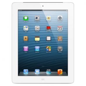 Apple iPad 4 - 16GB - White - (Retina Display) - A Grade