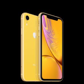 Apple iPhone XR - 64GB - Yellow - A+ Grade - Zo goed als nieuw
