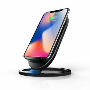 QI Wireless Charger (10W) voor Apple iPhone, Samsung, Sony, Xiaomi, LG, Nokia..