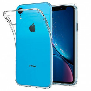iPhone XR Transparant siliconenhoesje / Siliconen Gel TPU