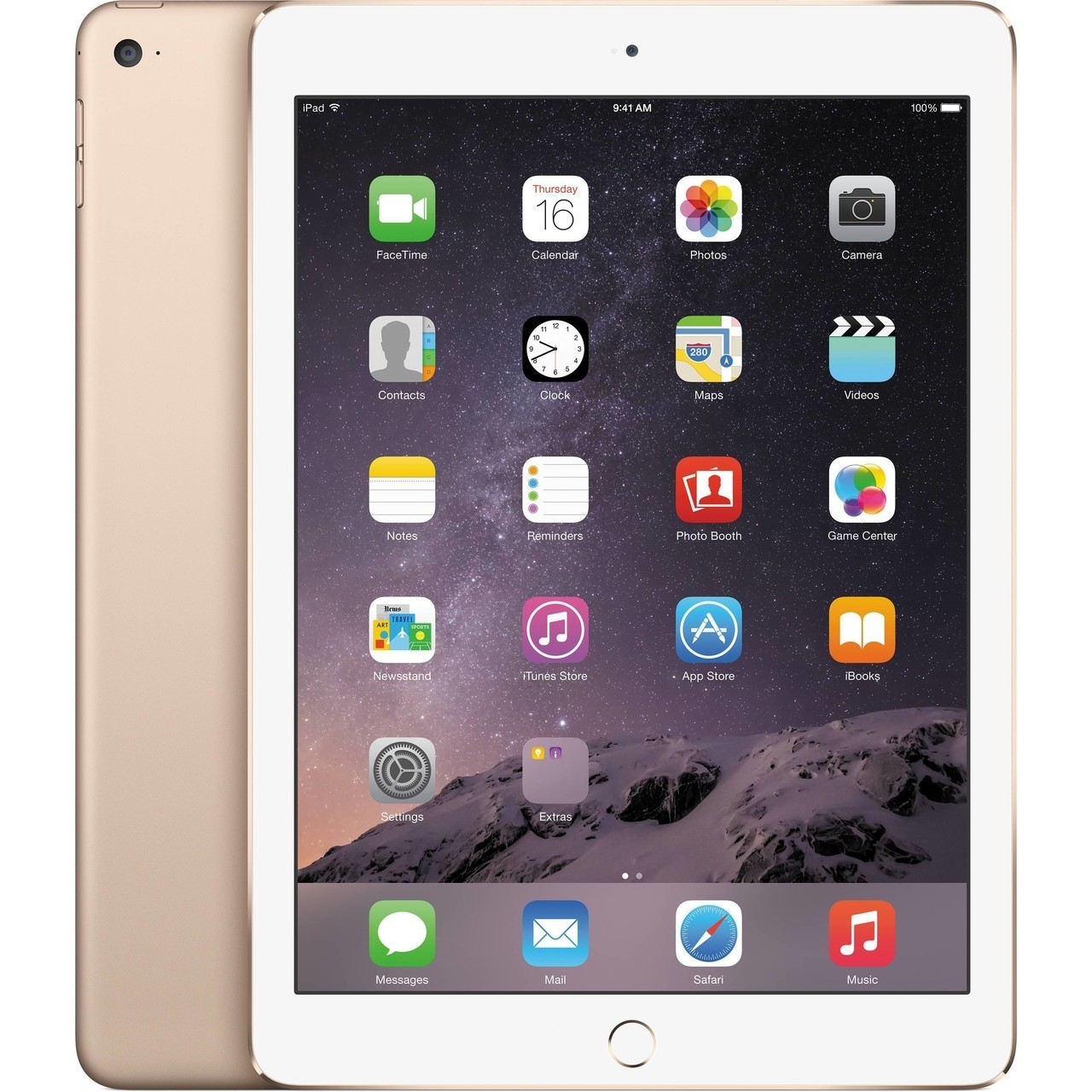 Apple iPad Air 2 - 64GB - Gold - (Retina Display) - B+ Grade Tweedehands