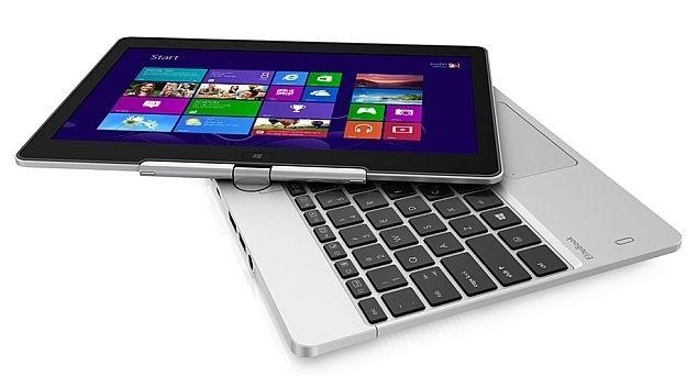 HP Elitebook Revolve 810 G3 - Laptop/Tablet - Intel Core i5-5300U - 8GB - 500GB SSD - HDMI - C-Grade