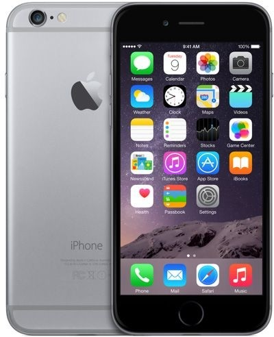 Apple iPhone 6 - 16GB - Space Grey - A Grade