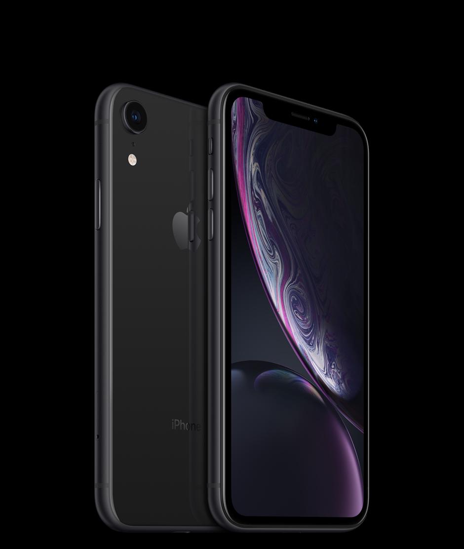 Apple iPhone XR - 64GB - Black - A Grade