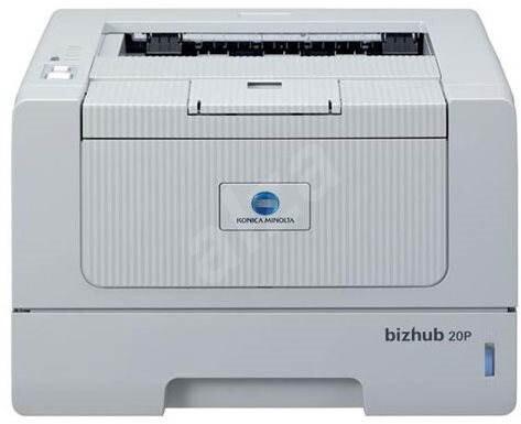 Konica Bizhub 20p - Printer