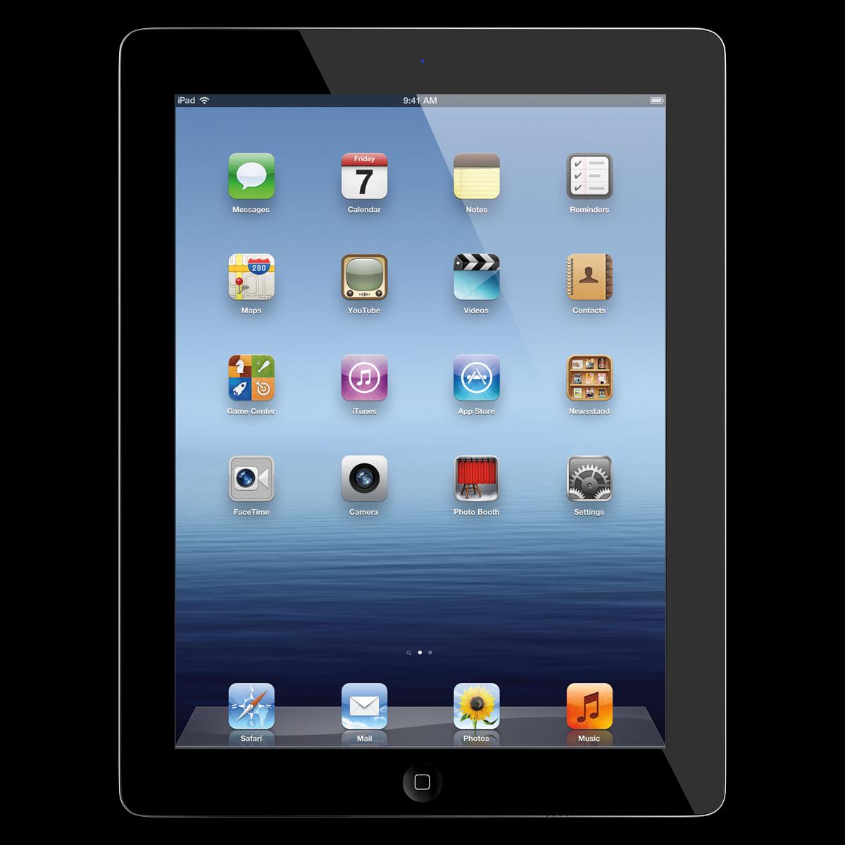 Apple iPad 3 - 16GB - Black - A Grade