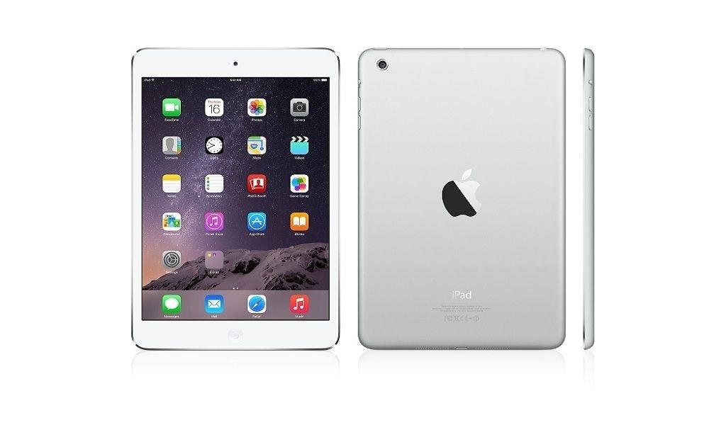 Apple iPad Mini 3 - 16GB - White Silver - B Grade - (Retina Display)