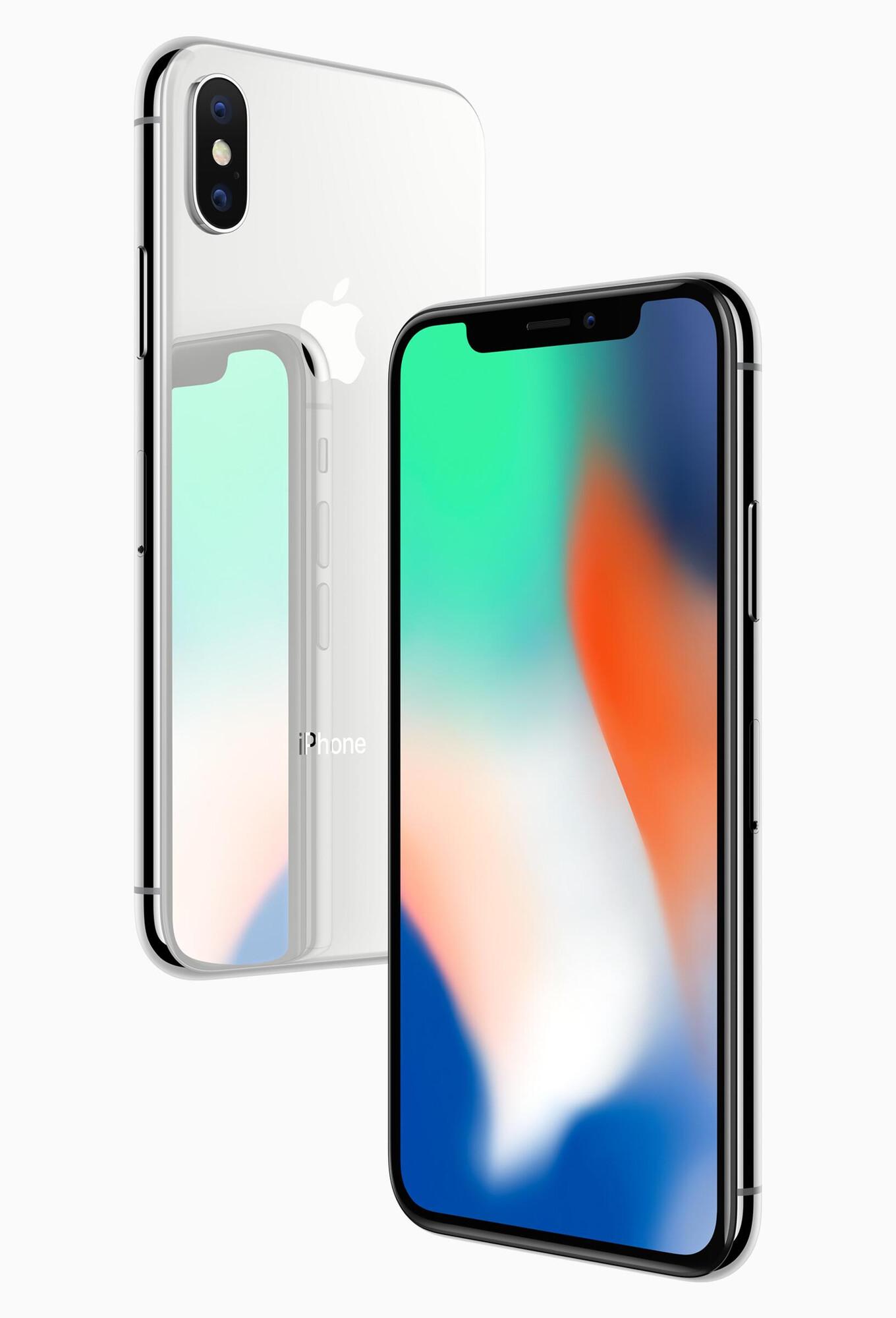 Apple iPhone X - 64GB - Silver - (Als Nieuw) A+ Grade