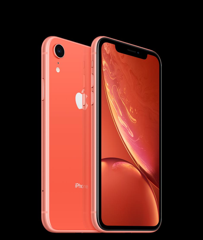 Apple iPhone XR - 64GB - Coral - A+ Grade - Zo goed als nieuw