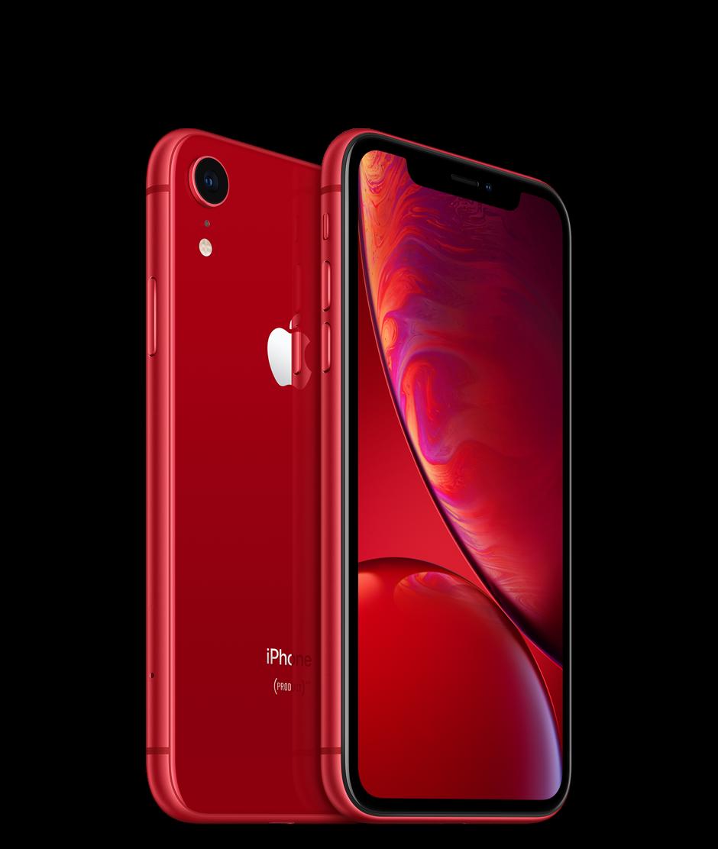 Apple iPhone XR - 64GB - Red - A+ Grade - Zo goed als nieuw