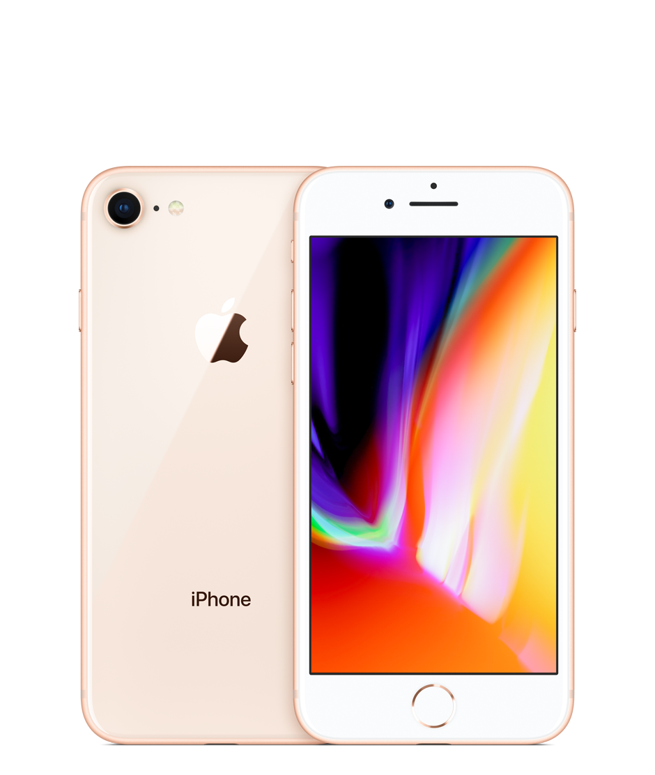 Apple iPhone 8 - 64GB - Gold - B+ Grade