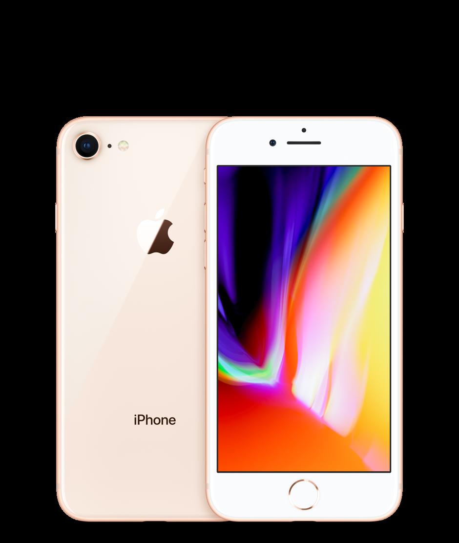 Apple iPhone 8 - 64GB - Gold - (Als Nieuw) A+ Grade