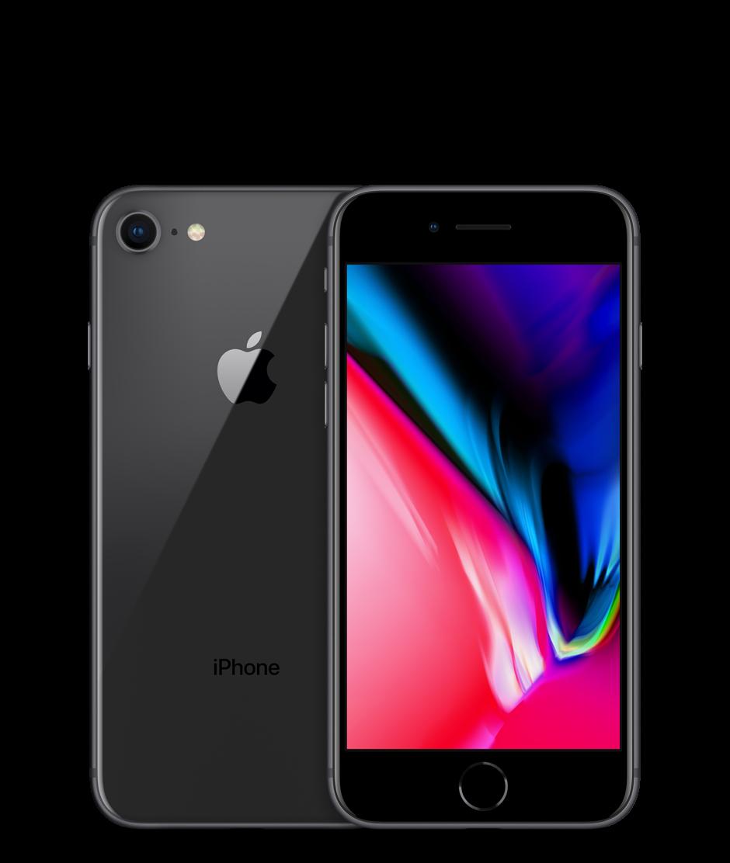 Apple iPhone 8 - 256GB - Space Grey - B+ Grade