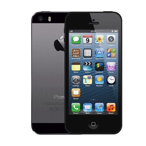 Apple iPhone 5 - 16GB - Black - A Grade
