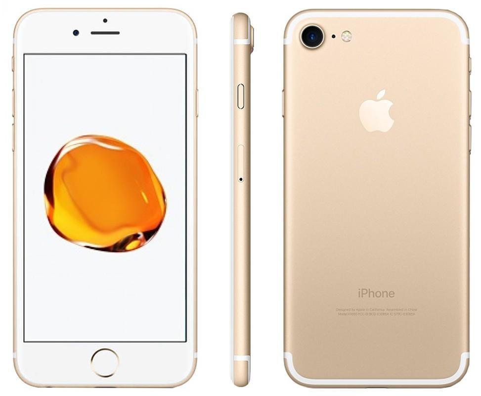 Apple iPhone 7 - 32GB - Gold - (Als Nieuw) A+ Grade Tweedehands