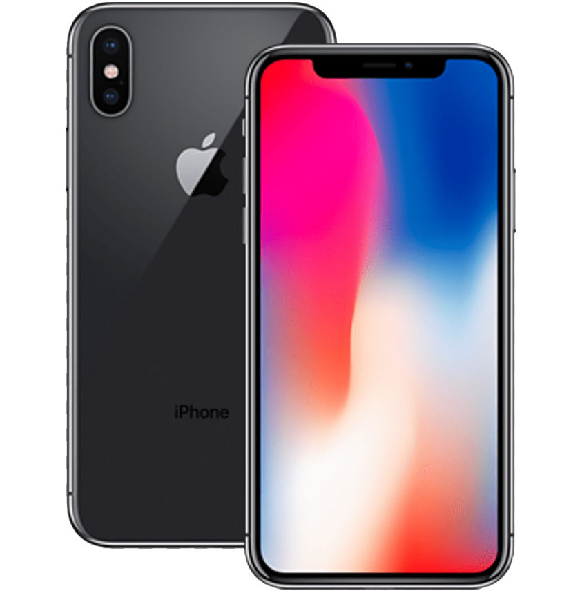 Apple iPhone X - 64GB - Space Grey - A Grade