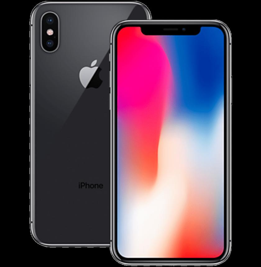 Apple iPhone X - 64GB - Space Grey - B+ Grade