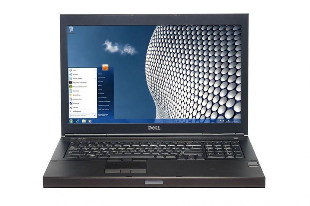 Dell Precision m6700 - Intel Core i7 3740QM - 24GB - 512GB SSD + 500GB HDD - HDMI - 1920x1080 FULL HD 17,3''