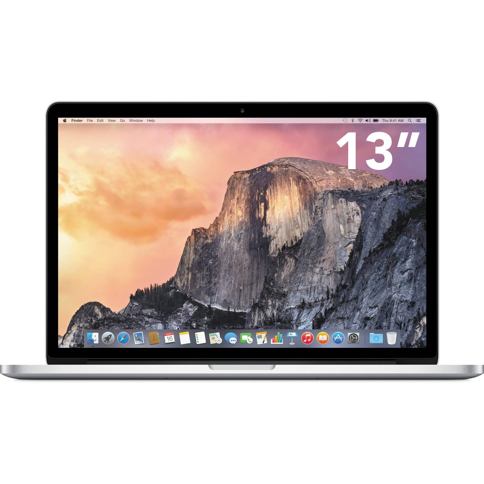 Apple MacBook Pro (Retina, 13-inch, Late 2012) i7 3520M 8GB RAM 512GB SSD