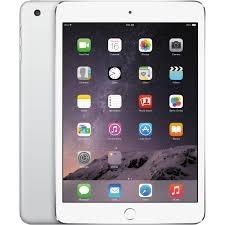 Apple iPad Mini 3 - 32GB - White Silver - 4G - (Retina Display)