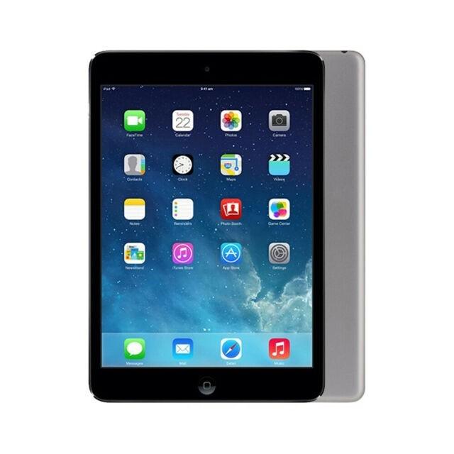Apple iPad Air - 16GB - 4G - Space Grey - (Retina Display) - A Grade