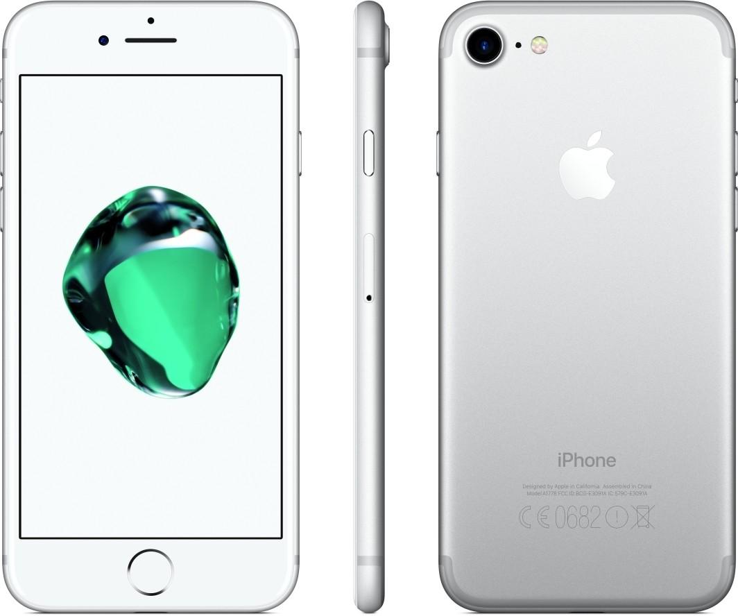 Apple iPhone 7 - 32GB - White Silver - B+ Grade Tweedehands