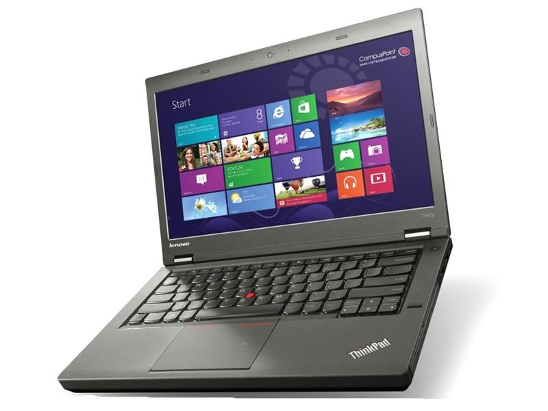Lenovo thinkpad t440 - intel i5-4300u - 8gb - 500gb - hdmi