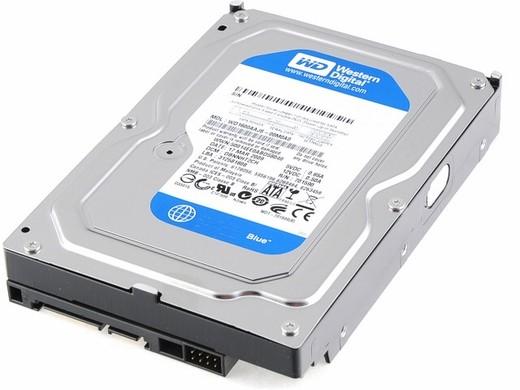 Hitachi 2000GB / 2TB, 3,5'' HDD SATA