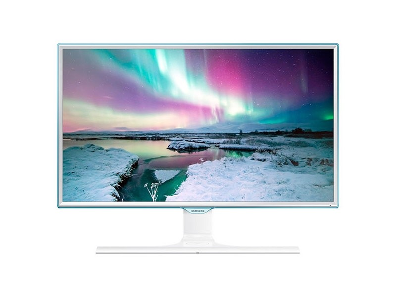 24-inch Monitor Mixed A-brand white
