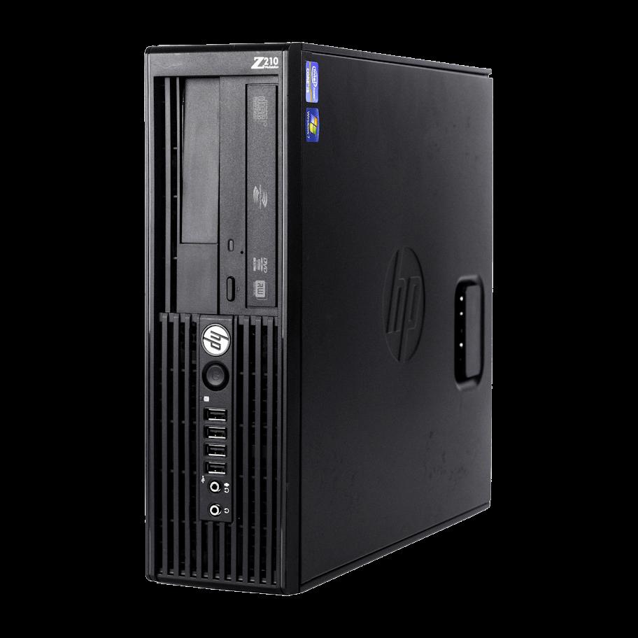 HP Z210 SFF - DVD - HDMI - Computer op Maat